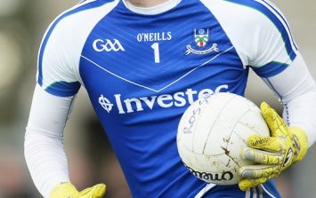 Monaghan 'keeper scores the type of point that we all knew was coming