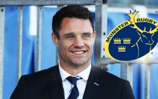 Dan Carter hails Munster fans for their pure class