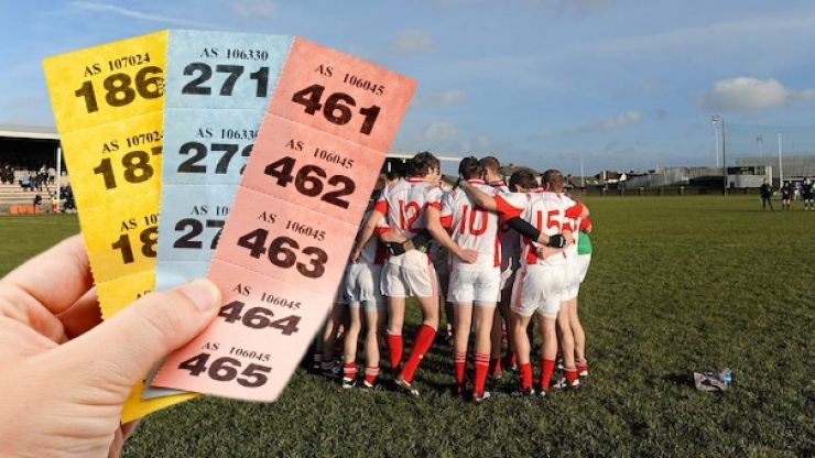 GAA club in Louth has hands down the best raffle prize of all time