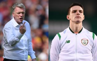 David Moyes threw Declan Rice under the bus after West Ham's loss to Arsenal