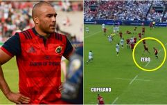 Munster can have no complaints about the two big calls that went against them
