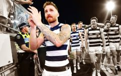 Amount of games Zach Tuohy has played in AFL without missing one is a testament to himself