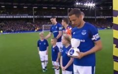 World's first virtual mascot helps young Everton fan fulfill dream ahead of Newcastle game