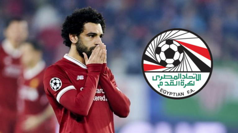 78fc34689 Mohamed Salah involved in major dispute with Egypt FA ahead of World ...