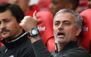 Jose Mourinho believes his assistant manager would suit the Arsenal job