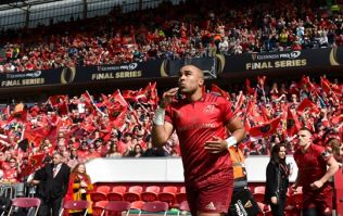 Thomond Park says goodbye to their most exciting player in final farewell