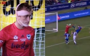 Cork's Roy O'Donovan receives red card for worst tackle in Australian league history