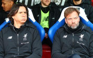 Report: Liverpool assistant Željko Buvač held 'secret meeting' before walkout