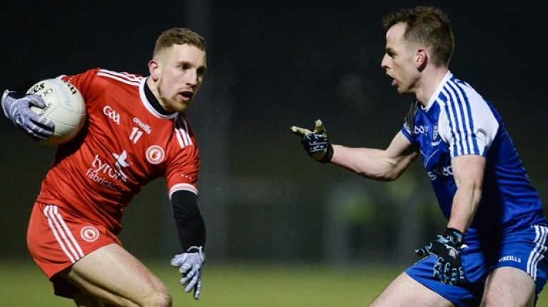 'To not have Tyrone and Monaghan on tv in this day and age is absurd'