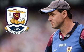Galway minor football manager unhappy with hurling counterpart