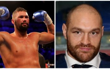 Tony Bellew: I'll knock Tyson Fury out! I know I can flatten him