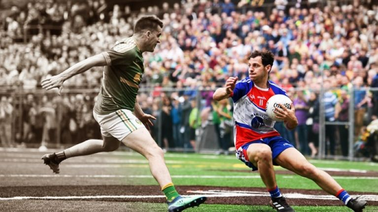 Jamie Clarke rips up trees but Leitrim come through fright of their lives