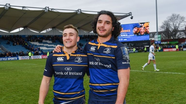 Poll: Do you back James Lowe or Jordan Larmour in the absence of Fergus McFadden?