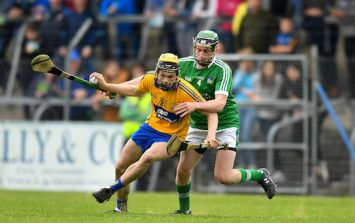 Traditionalists rejoice at Limerick midfielder's catch and score during Clare cruise
