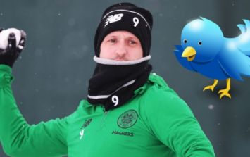 Leigh Griffiths puts Twitter trolls right over drugs test nonsense