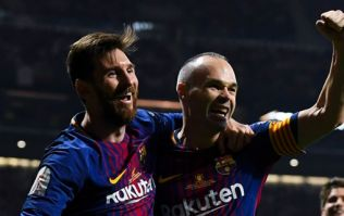 Andres Iniesta reminds everyone what they're going to badly miss