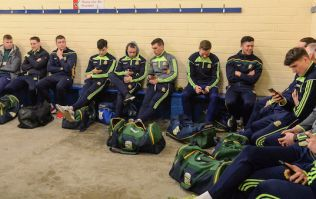 A changing room crisis meeting that your club has definitely had