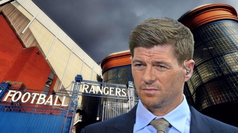 Robert Redmond: Steven Gerrard shouldn't even consider becoming Rangers manager