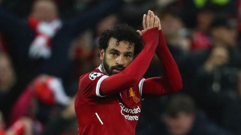 Roma Star Pays Mo Salah The Ultimate Compliment Ahead Of