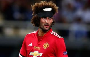 The absolute balls on Marouane Fellaini to hit out at United over contract talks