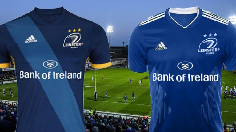 What Leinster s new Adidas jersey might look like  97c10471e