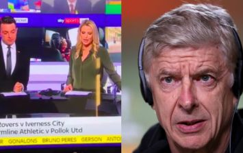 Sky Sports News reports Arsene Wenger's replacement at Arsenal