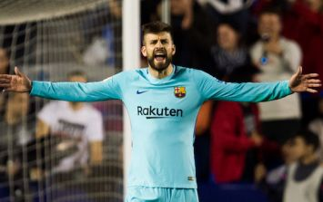 Lionel Messi doesn't play for Barcelona, unbeaten record capitulates
