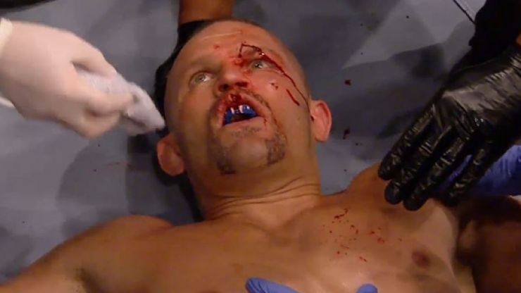 Chuck Liddell dead serious about taking arguably the most inadvisable fight imaginable