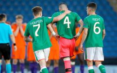 'It's heartbreaking' - Ireland U17 captain on penalty shootout defeat