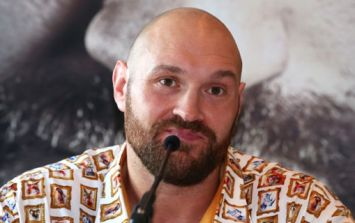 Fans weren't impressed with Tyson Fury's comeback opponent's open workout