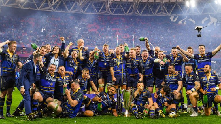 Leinster extend contracts of 21 players