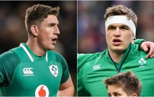 Joe Schmidt makes lovely gesture to Irish players that missed out on Grand Slam glory
