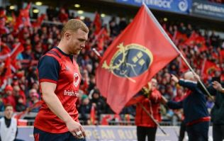 Keith Earls finally fulfills his potential in the best season of his professional career