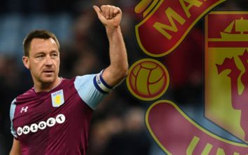 Man United fans fear John Terry is set to become their new assistant manager