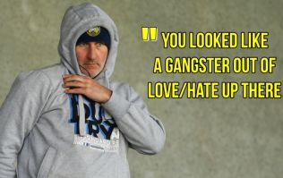"""Offaly manager explains why he was """"dressed like a gangster"""""""