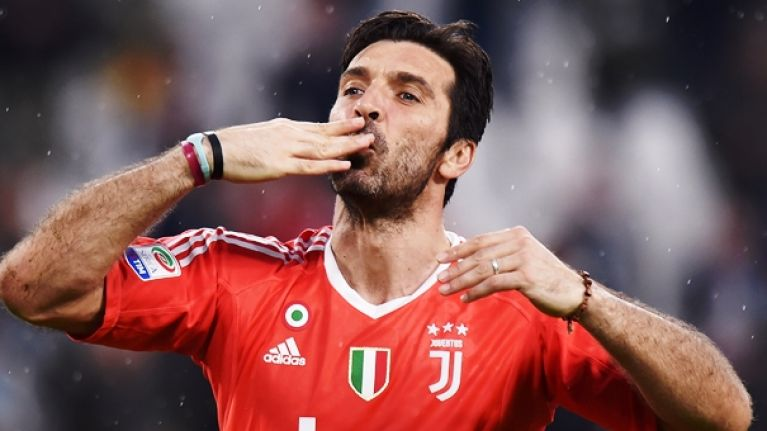 e971bd968af Gianluigi Buffon's farewell letter to the Juventus fans is searingly  beautiful