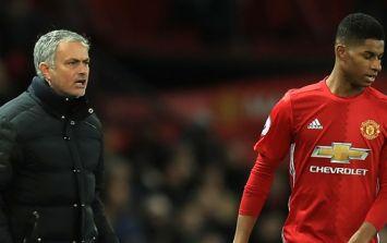 Jermaine Jenas disgusted by Jose Mourinho's treatment of Marcus Rashford