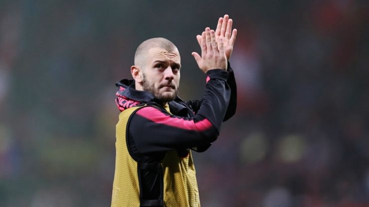 Jack Wilshere linked with shock move to European giants