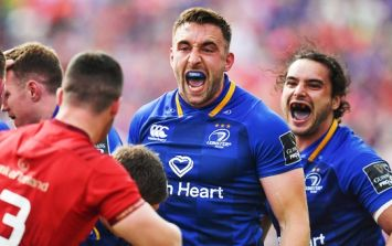 Leinster shatter Munster's season to march on to PRO14 final