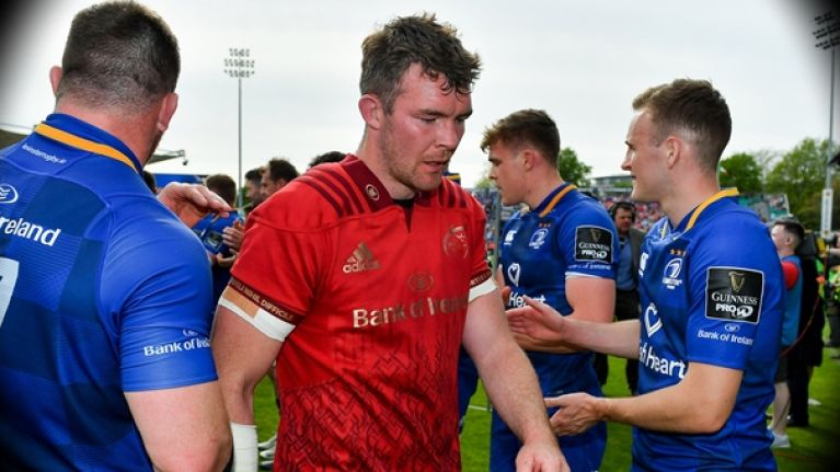 Peter O'Mahony passionately defends late Munster penalty gamble