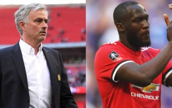 Mourinho reveals exactly why Lukaku didn't start FA Cup final defeat