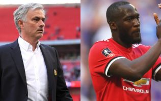 Mourinho reveals exactly why Lukaku didn't start FA Cup final defeat