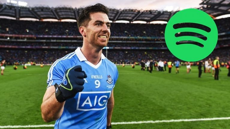 You've probably never heard of Michael Darragh MacAuley's tune to get pumped to