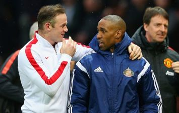 Jermain Defoe and Wayne Rooney went to extreme lengths to escape England boredom
