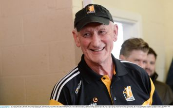 """Brian Cody is talking a little bit of…what we call…media talk"""