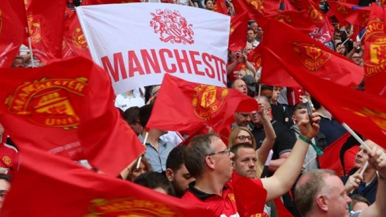 Image result for Manchester United fans