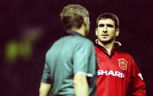Eric Cantona to make playing return to Old Trafford