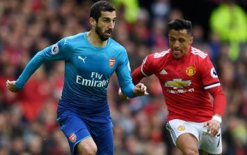 """Everything was up to me"" - Henrikh Mkhitaryan on Arsenal move"