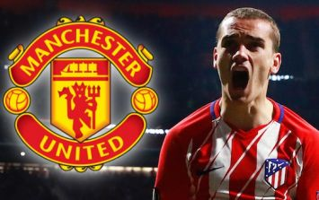 Reports in Spain reignite Antoine Griezmann to United rumours