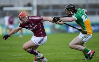 Galway can't be stopped but Eoghan Cahill in the goals did his very best